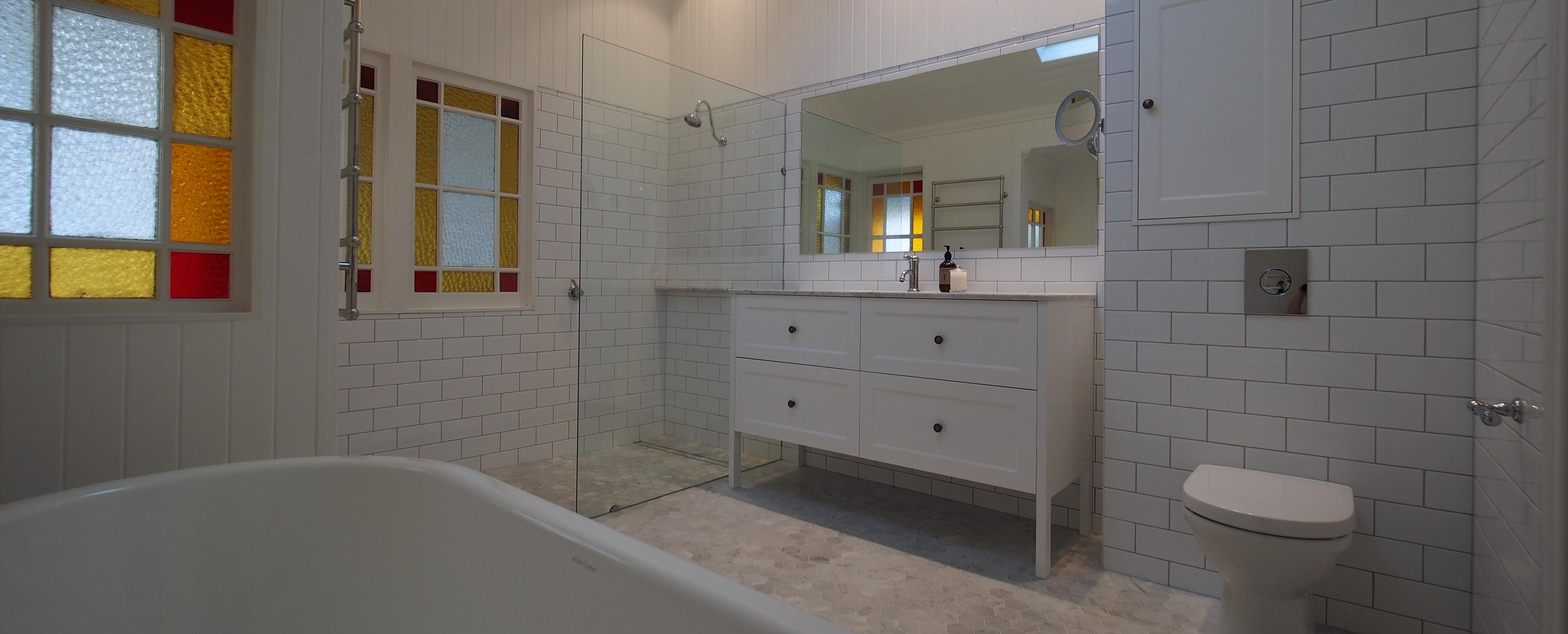 Bathroom Renovations D R King Plumbing